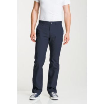 Navy & White Mens Pant