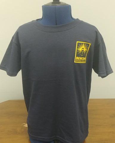 Beacon Adult Gym T-Shirt