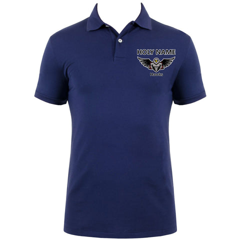 Holy Name Spirit Wear Youth Short Sleeve Dry Fit Polo