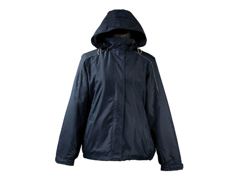 Transit Ladies Navy 3-1 Jacket