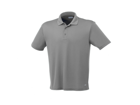 Transit Mens Grey Polo Shirt (Supervisor)