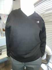 (Discontinued) Saint Francis V-Neck Sweater