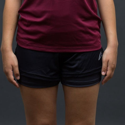 Saint Michael Ladies Gym Shorts