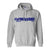 Beacon Adult Grey Hoodie