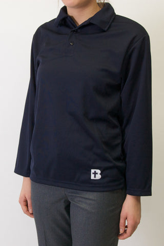 Blessed Trinity Long Sleeve Polo