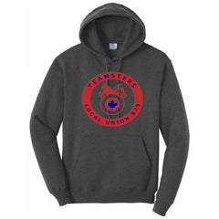 Teamsters Dark Heather Hoodie