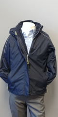 Transit Black Mens 3-1 Jacket (Supervisor)
