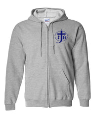 St. John Bosco Spirit Wear Adult Zipper Hoodie
