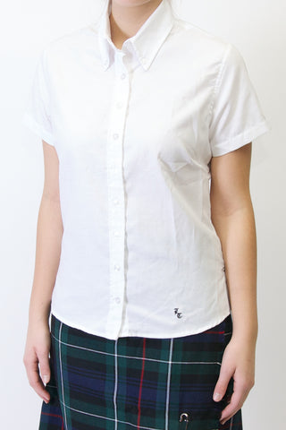 Lakeshore Ladies Short Sleeve Oxford