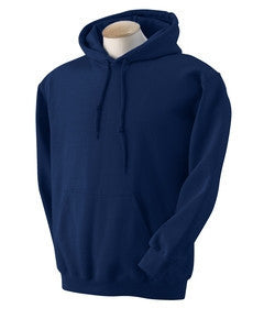 Navy & White Youth Hoodie
