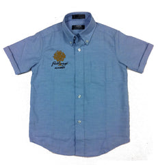 Pathways Boys Short Sleeve Oxford