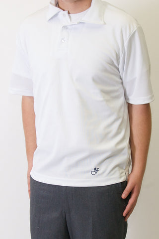 Saint Francis Short Sleeve Polo