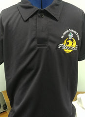 St. Joseph Spirit Wear Youth Short Sleeve Dry Fit Polo (Grimsby)