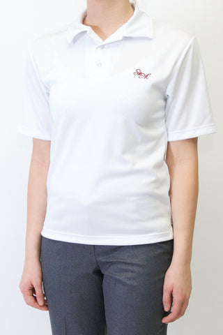 Saint Michael Short Sleeve Polo