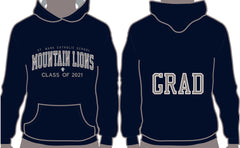 Saint Mark Catholic Elementary School Grad Hoodie 2021