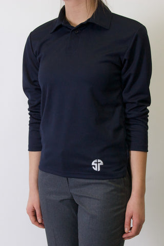 Saint Paul Long Sleeve Polo