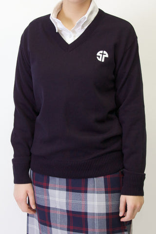 Saint Paul V-Neck Sweater