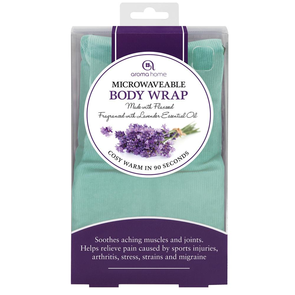 Turquoise Soothing Microwave Body Wrap