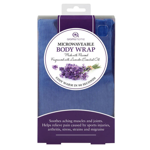 Blue Soothing Microwave Body Wrap