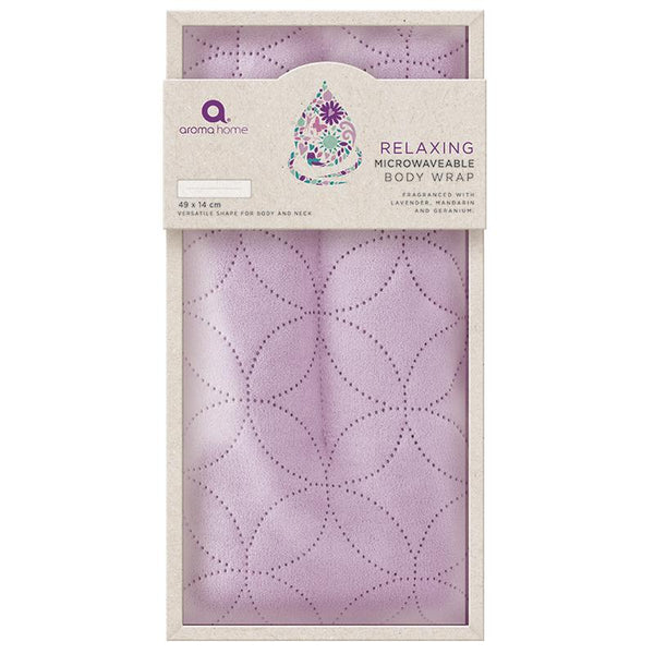 Essential Lavender Microwave Body Wrap