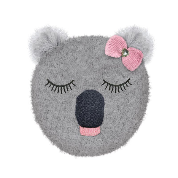 Knitted Sleepy Head Hottie - Koala