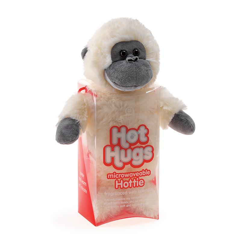 Hot Hugs Snow Monkey