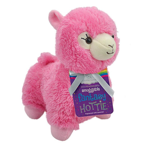 Fantasy Llama Snuggable Hottie