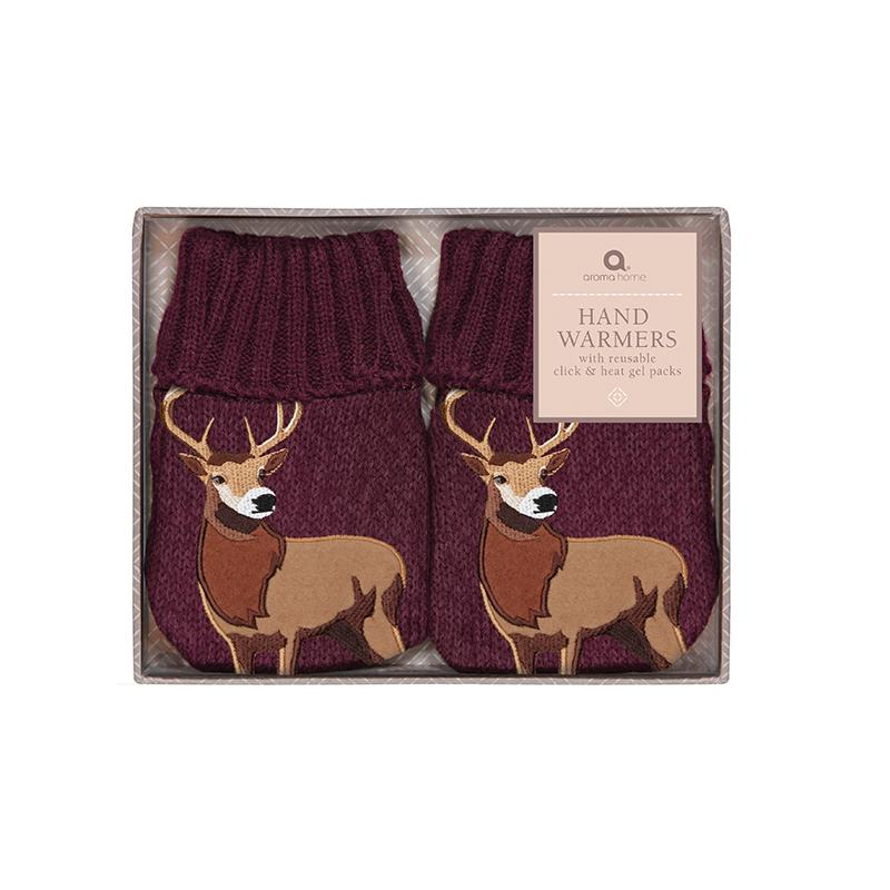 Stag Heated Knitted Hand Warmers