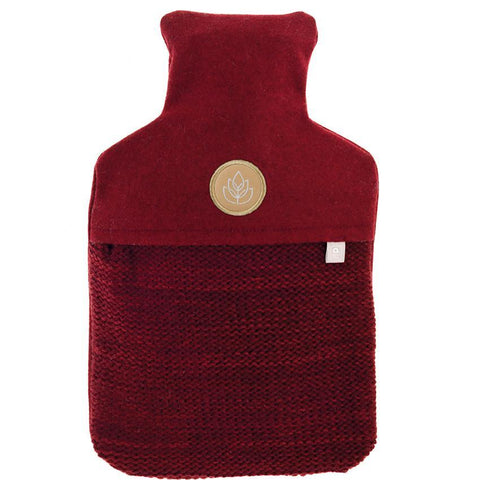 Inspired by Nature Red Hot Water Bottle