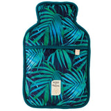 Inspired by Nature Green Palm Hot Water Bottle