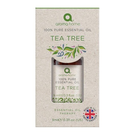 Tea Tree - Essentials Range 9ml Pure Essential Oil