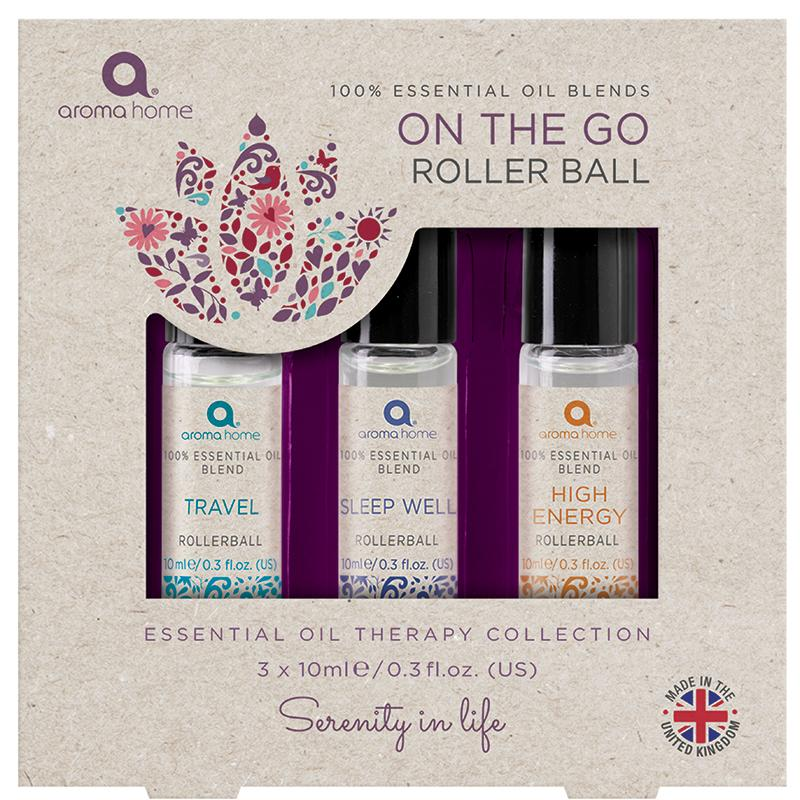 On the Go - Essentials Range Rollerball Set
