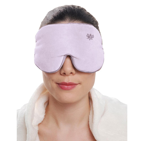 Soothing You Lilac Eye Mask
