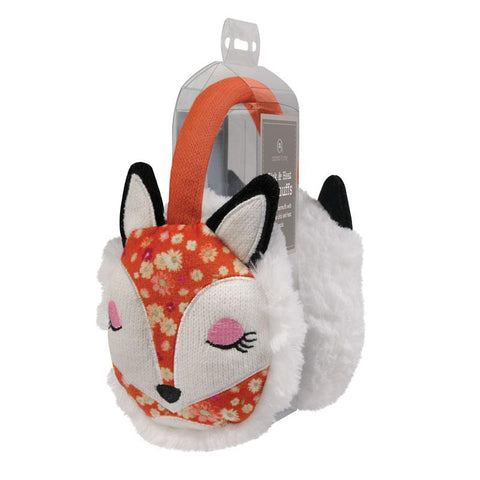 Knitted Fox Range - Ear Muffs