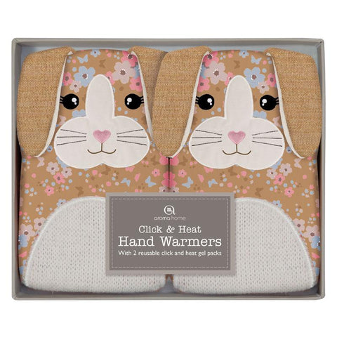 Knitted Bunny Range - Hand Warmers