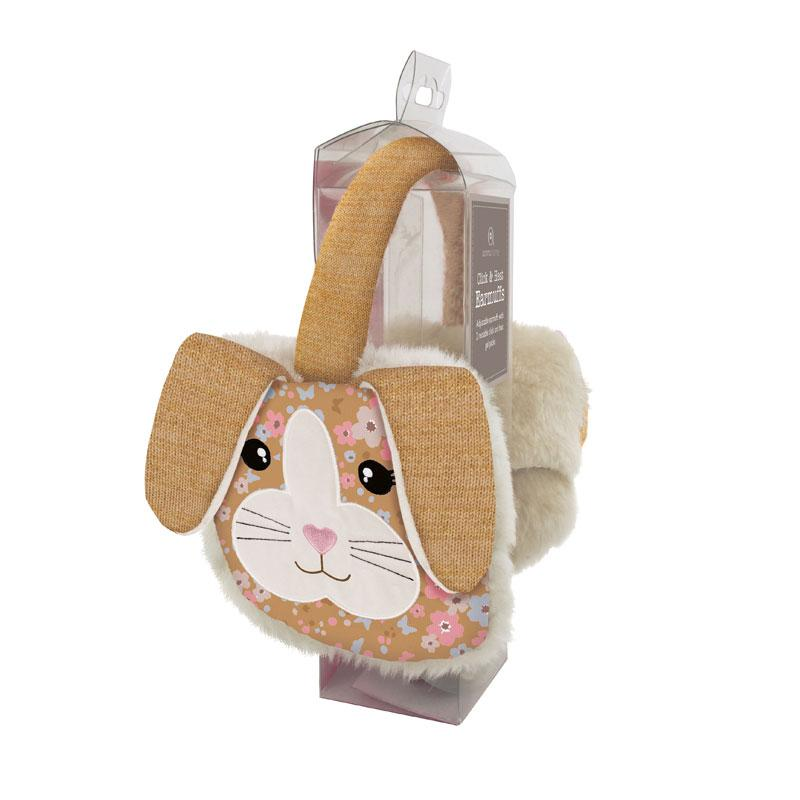Knitted Rabbit Range - Ear Muffs