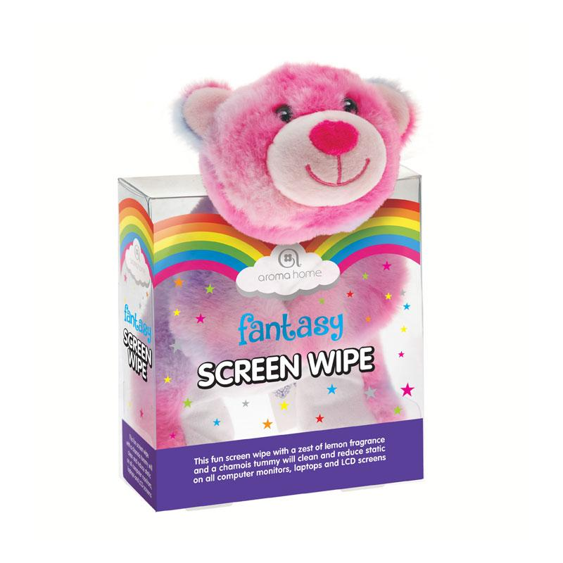 Fantasy Teddy Novelty Screen Wipe