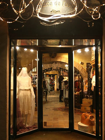 Barcelona's best preserved historical shops