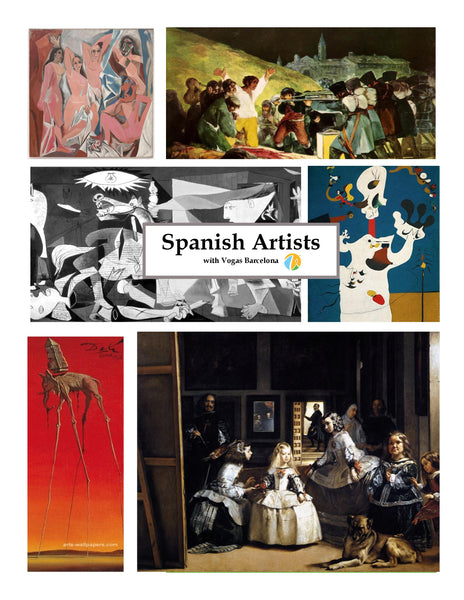 Art of Spain Culture Series