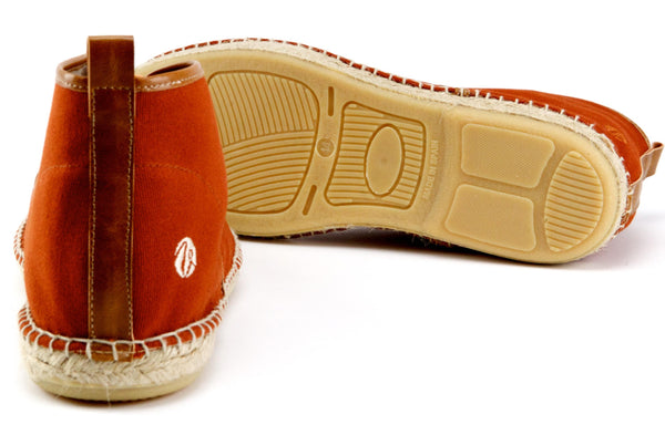 BURNT ORANGE SENDAS