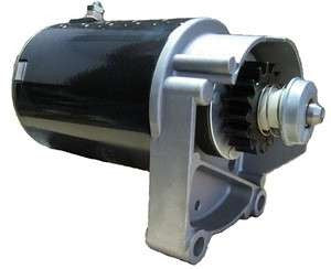 Briggs and Stratton Electric Starter, 12v, 497596