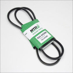 MTD Auger Belt Set, 954-0430B