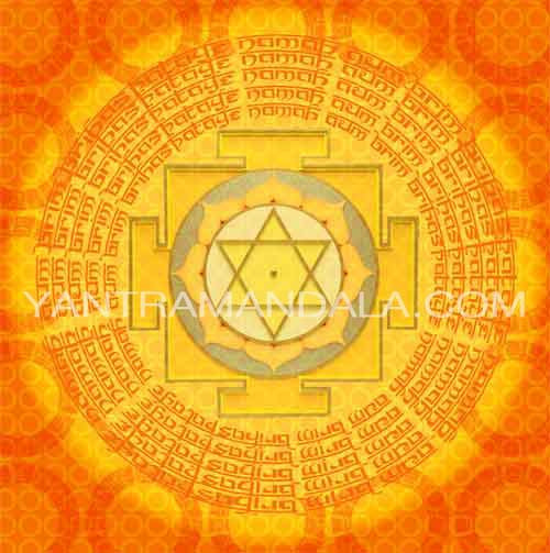 Cosmic Cling Jupiter Yantra 2