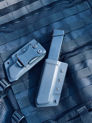 Single OWB Carbine Magazine Carrier