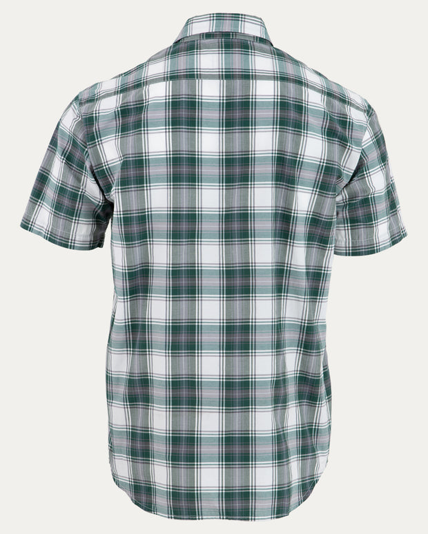 Green / Grey Plaid