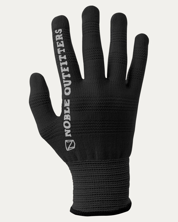 XXL TrueFlex Roping Gloves Noble Outfitters Black 12-Pack XS