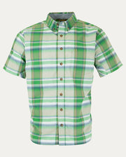 Pine Green Large Plaid