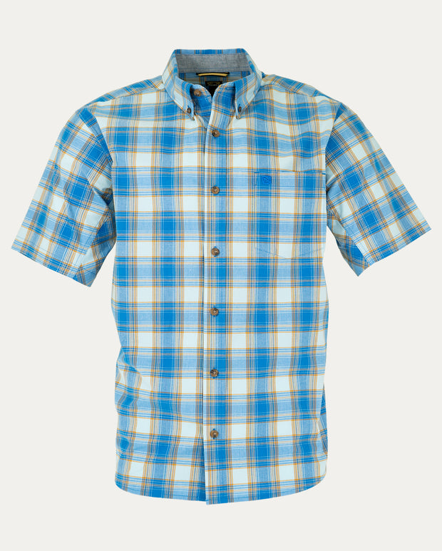 Sky Blue Medium Plaid