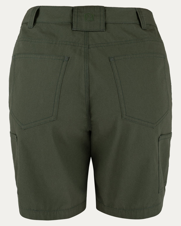 Women's Noble Outfitters™ Flex Canvas Cargo Short