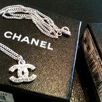 chanel crystal double c necklace thrillist